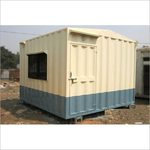 Industrial MS Porta Cabin