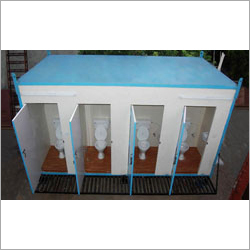 Industrial Portable Toilet