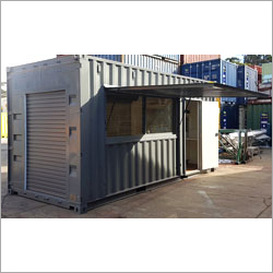 Industrial Portable Shops