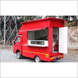 Mobile Portable Food Van