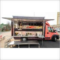 Portable Food Van