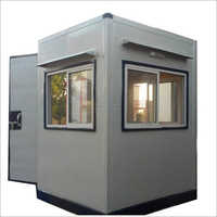 GI Toll Booth Cabin