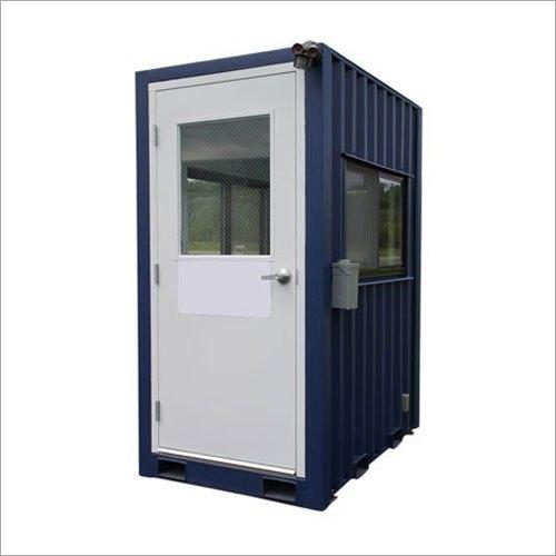 Modular Guard Cabin