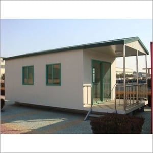 Movable Prefabricated House