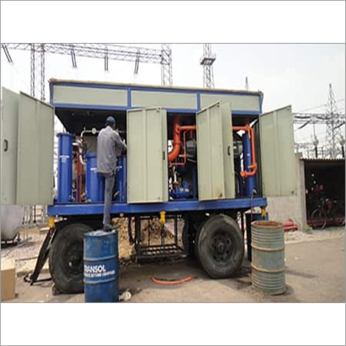 Oil Filtration Repairing Services