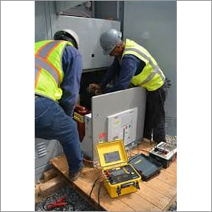 Testing Services with All Electrical Equipment