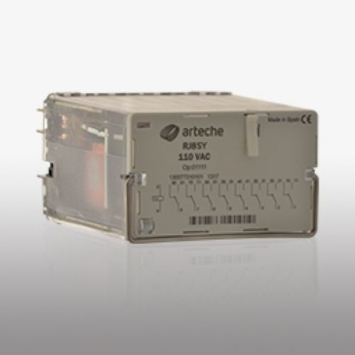 Arteche Instantaneous relay RJ-8SY Arteche Auxiliary Relays