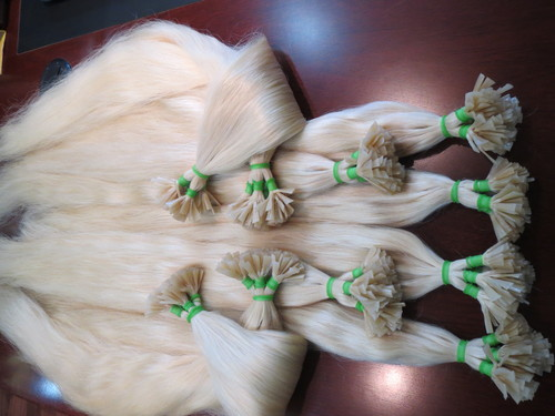 New Donor Hair Product Raw Temple Indian Hair