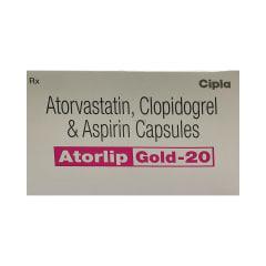 Atorlip Gold Capsule