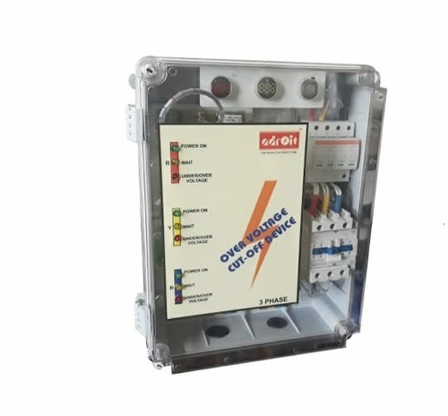 Over Voltage cutoff Device (OVCD - Plus)