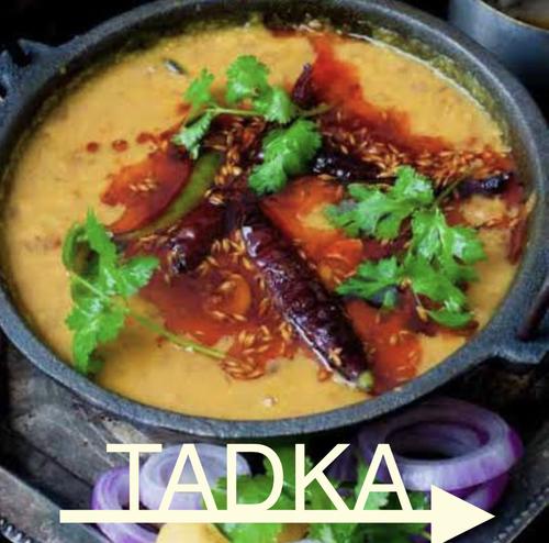 Garlic Tadka