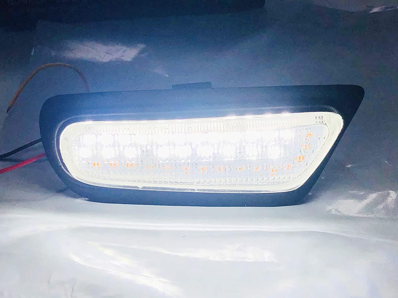 Car Led Fog Light With Indicator For New Maruti Suzuki S-presso 2019