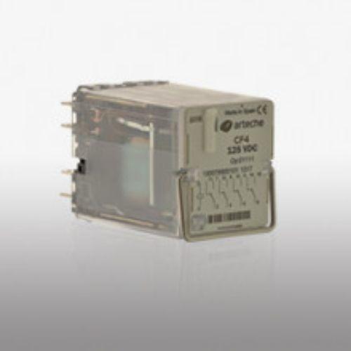 Arteche Contactor relay CF-4 Arteche Auxiliary Relays
