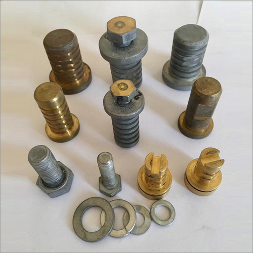 Brass Battery Parts And Components