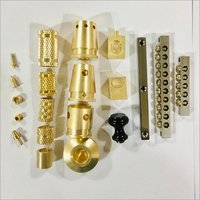 Precision Brass Parts And Components