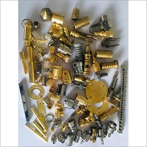 Brass Parts And Components