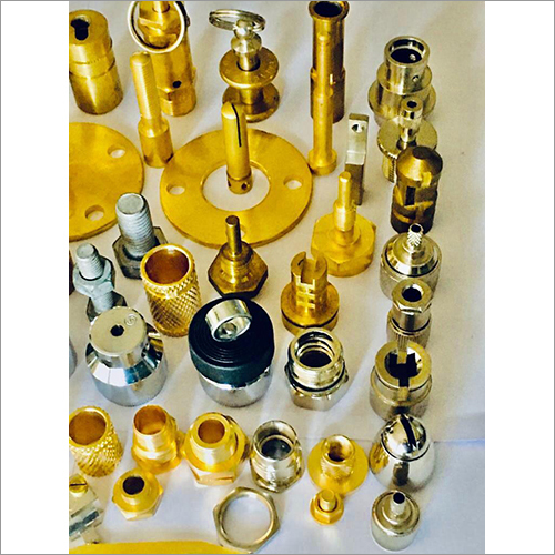 Brass Precision Machined Parts And Components