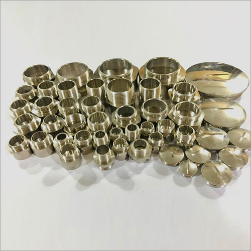 Brass Cable Glands Chrome Plated