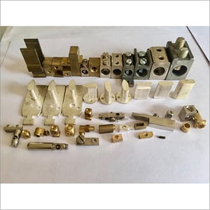 Brass Contact Blocks And Switch Parts