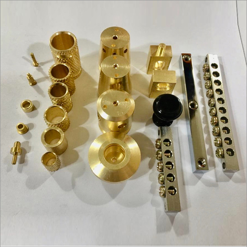 Brass Electric Geyser Parts And Components