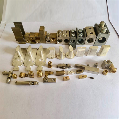 Brass Electricals Parts And Components
