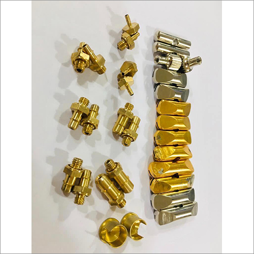 Brass Metal Auto Turned Parts