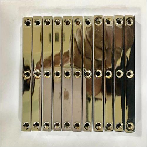 Chrome Plated Brass Handle Otis