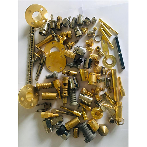 Brass Metal Components