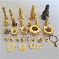 Brass Pressure Regulator Body Parts