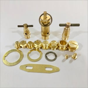 Brass Submersible Pumps And Motor Parts And Component