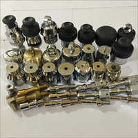 Brass Valve Stem And Weight Valve Body