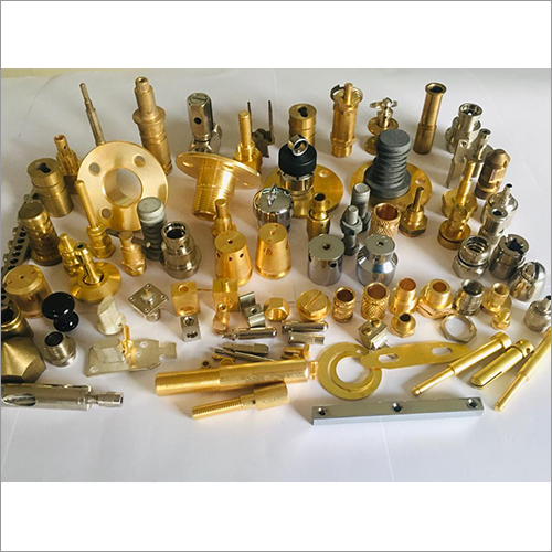 Brass Turned Machined And Forged Parts And Components
