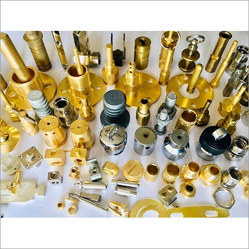 Brass Precision Auto Turned And Machined Parts And Components