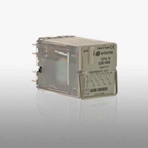 Arteche Contactor relay CF-4V Arteche Auxiliary Relays