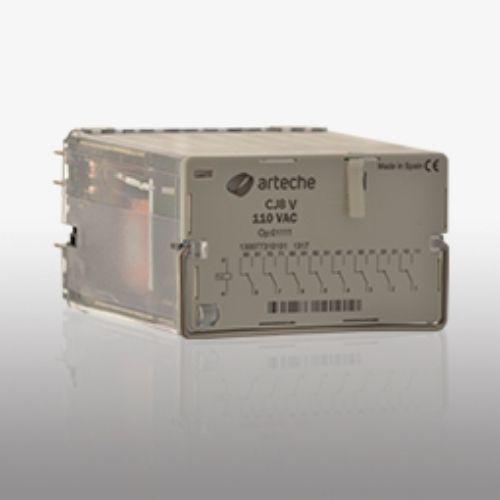 Arteche Contactor relay CJ-8V Arteche Auxiliary Relays