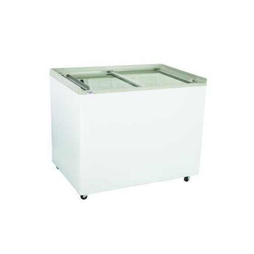 Flat Glass Top - Chest Freezer