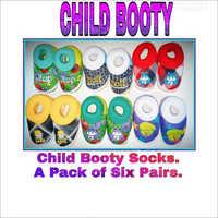 Child Booty Socks