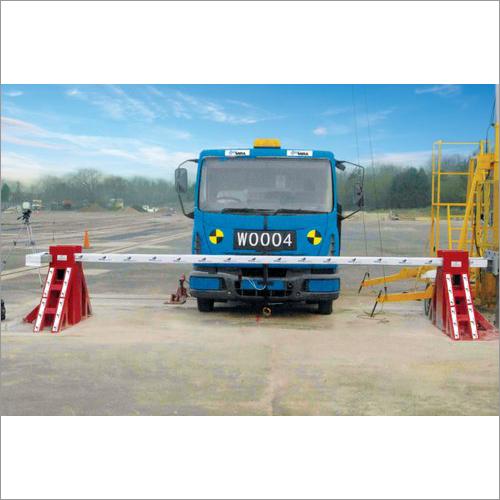 Garaj 4 K4 Crash Rated Boom Barrier
