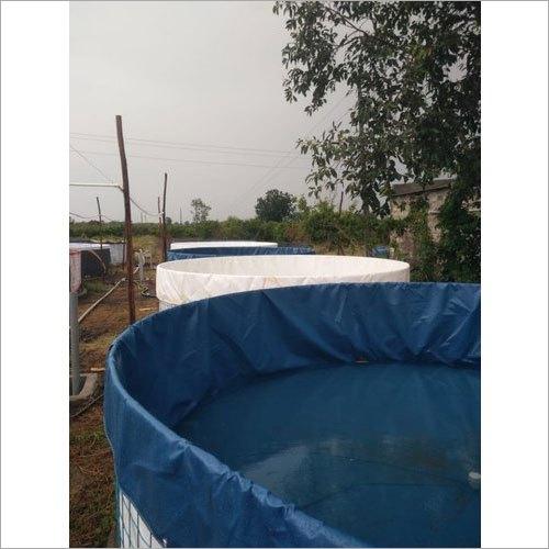Biofloc Fish Farming Tank