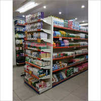 MS Supermarket Display Rack
