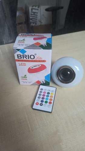 Bluetooth Musical Bulb