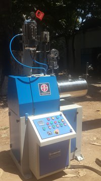 HORIZONTAL PRESSURIZED SAND MILL