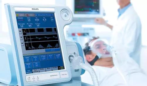 Medical ventilator V60+ HFT