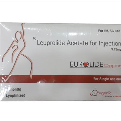 3.75 mg Leuprolide Acetate Fro Injection