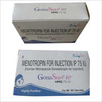 Menotropin For Injection 75 UI