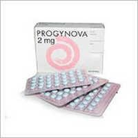 2 mg Estradiol Valerate Progynova Tablets