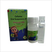 Cefixime Oral Syrup IP