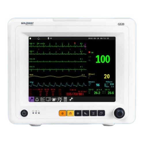 Patient Monitor Gs20E Dimension(L*W*H): 316 X 265 X 131 Mm (W X D X H) Millimeter (Mm)