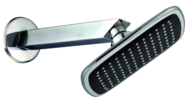 Rectangle Bend Shower