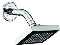 Mist Square Bend Shower
